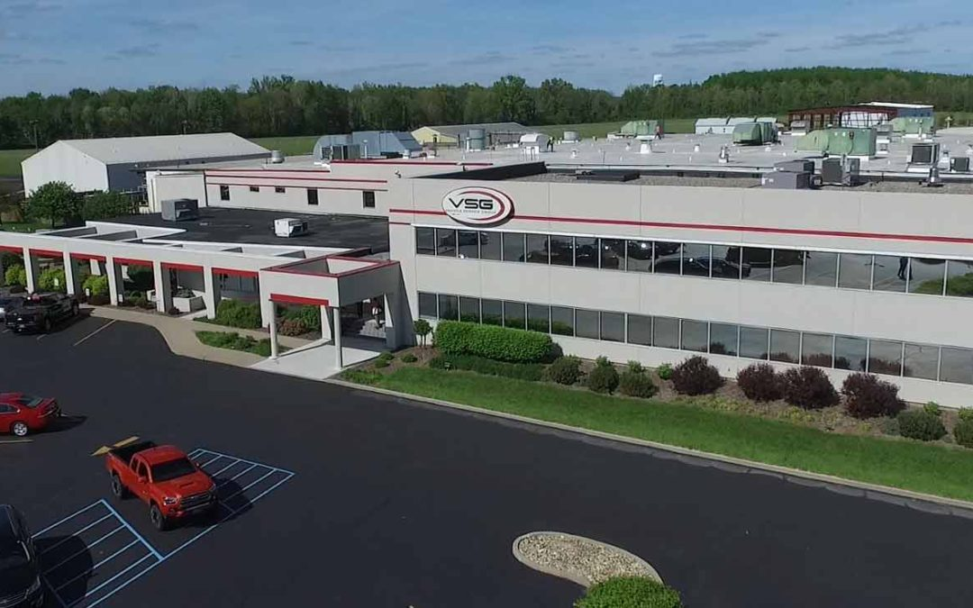 Vehicle Service GroupSM announces the expansion of its Madison, IN facility.